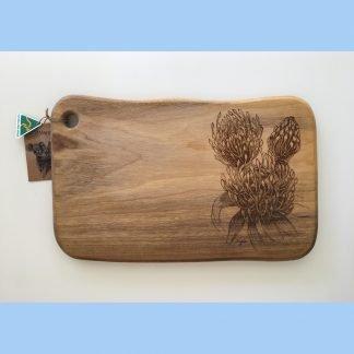 Australian Flowers - Chopping Boards